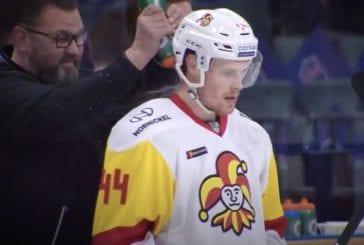 KHL palkitsi parhaita – Mikko Lehtonen valittiin koko sarjan parhaaksi puolustajaksi