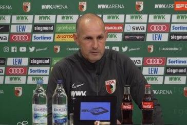 Augsburg palaa kehiin ilman uutta päävalmentajaansa - debyytti siirtyy todella nolon karanteenirikkeen vuoksi