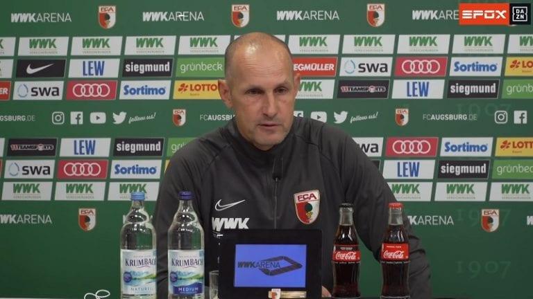 Augsburg palaa kehiin ilman uutta päävalmentajaansa – debyytti siirtyy todella nolon karanteenirikkeen vuoksi