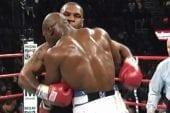 Evander Holyfield lateli melkoista tarinaa Tysonin puraisusta -
