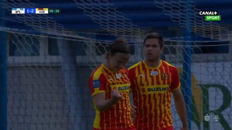 Video: Pallo kimpoili kuin flipperissä – Petteri Forsell hyödynsi vastustajan sähellyksen ja vingutti verkkoa