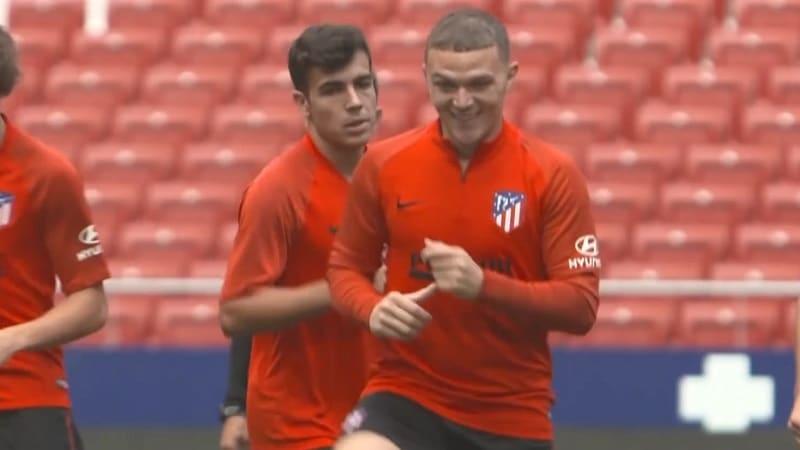 Kieran Trippier Atletico Madrid / Pallomeri.net