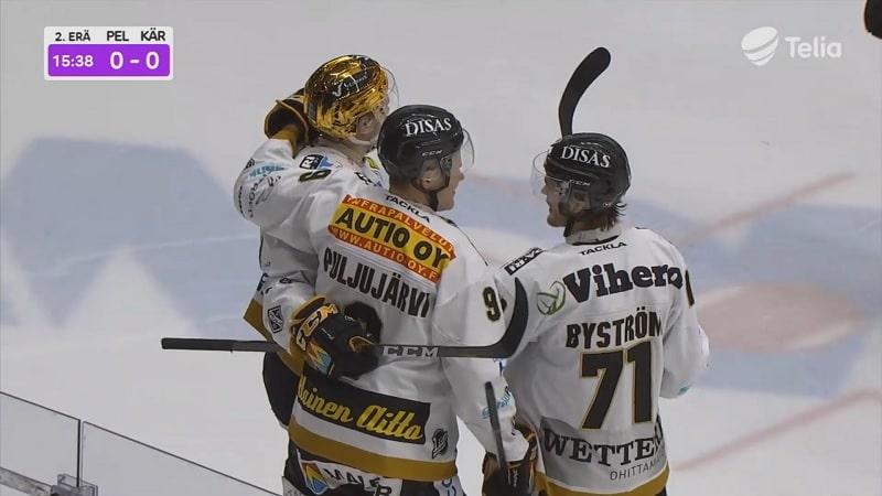 Kärpät Hockeyarchives / Pallomeri.net