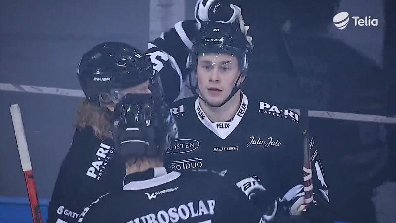 TPS-hyökkääjä Lauri Pajuniemeltä huikea paljastus – oli poliisin haavissa, kun Jukka Jalonen soitti