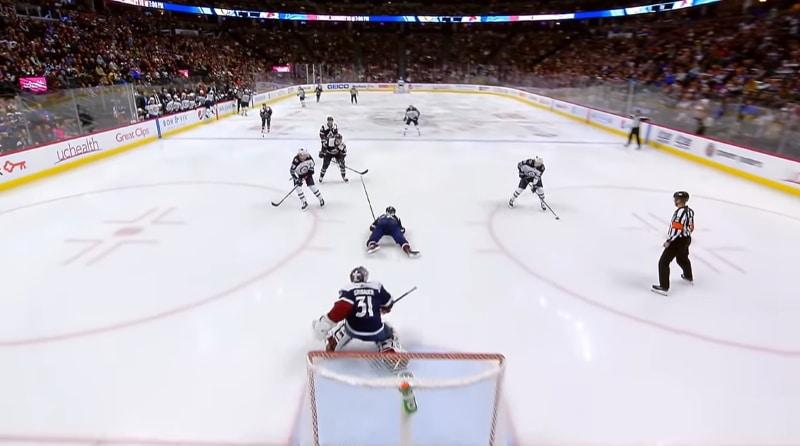 NHL Colorado Avalanche Winnipeg Jets - pallomeri.net