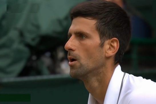 Koronaskandaalin keskellä oleva Novak Djokovic: