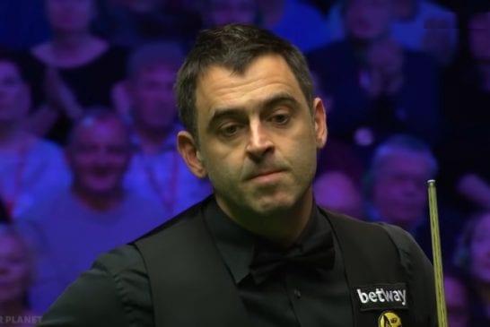 Snooker teki paluun - Ronnie O'Sullivan asetti tiukat ehdot osallistumiselleen