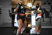 Video: Mike Tyson julkaisi hurjan treenivideon - vanha mestari on iskussa