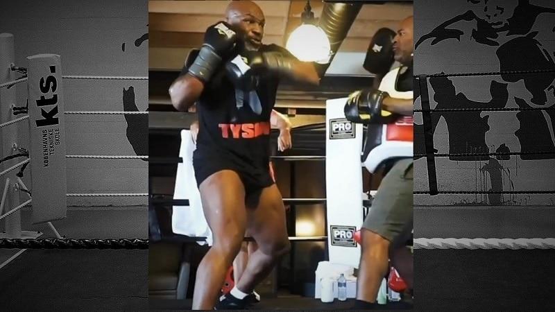 Video: Mike Tyson julkaisi hurjan treenivideon – vanha mestari on iskussa