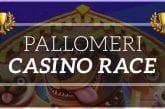 Osallistu Pallomeri.netin Casino Race -kisaan – voita mahtavia palkintoja!