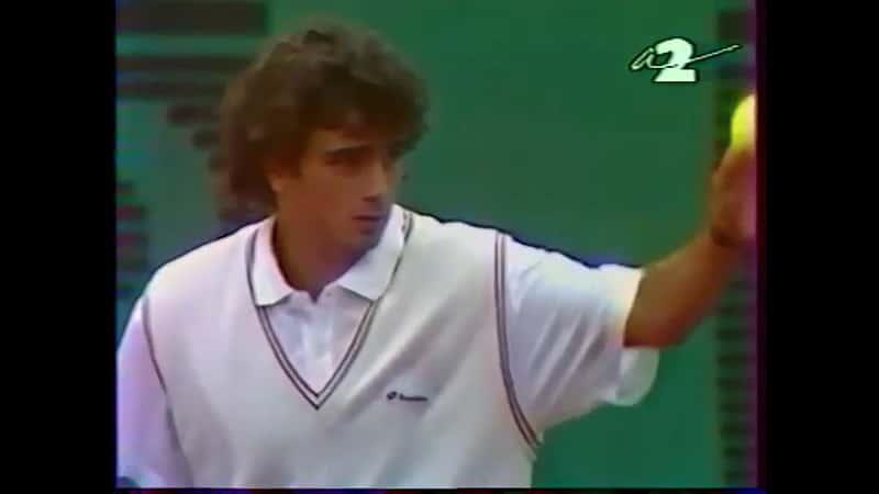 Ex-tennislupaus Guillermo Perez Roldan / Pallomeri.net