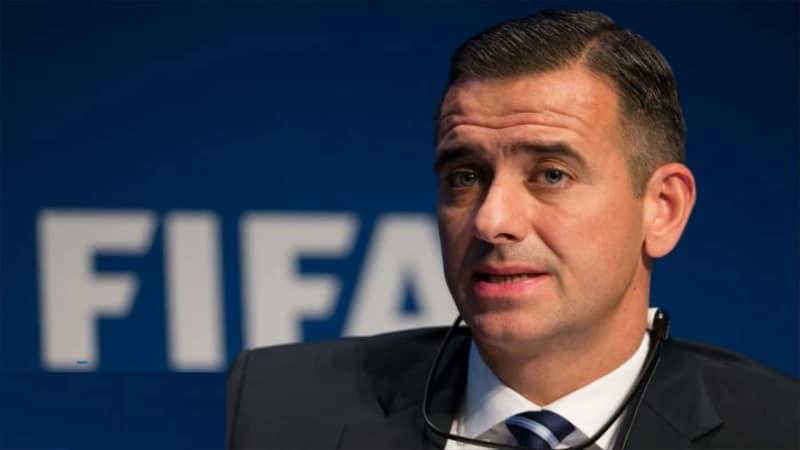 Markus Kattner ex-FIFA pääsihteeri / Pallomeri.net