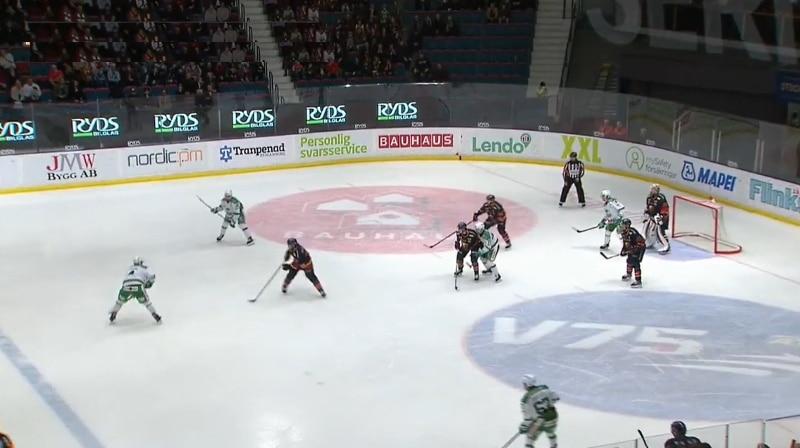 Mahtava tuhkimotarina: 30-vuotias kanadalainen SHL-pakki teki uransa ensimmäisen NHL-sopimuksen