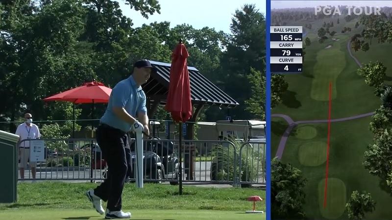 Video: Golfari Ian Poulter heitti kunnon leijan kesken kisan – mikki välitti sen katsojille koko komeudessaan