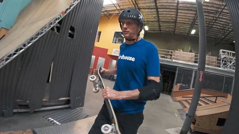 Tony Hawk / Pallomeri.net