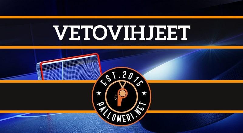KHL-vihjeet NHL-vihjeet vetovihjeet lätkä jääkiekko pallomeri