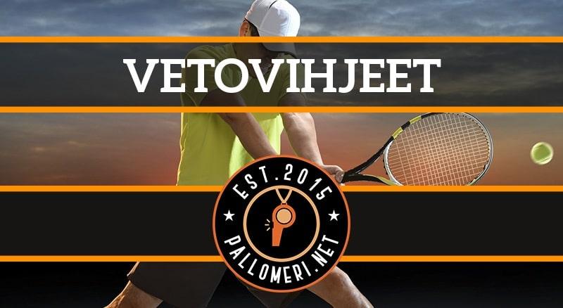 vetovihjeet tennis-vihjeet atp pallomeri