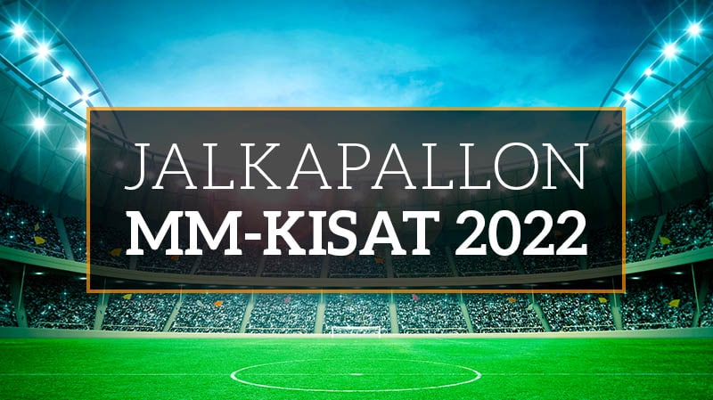 jalkapallon MM-kisat 2022