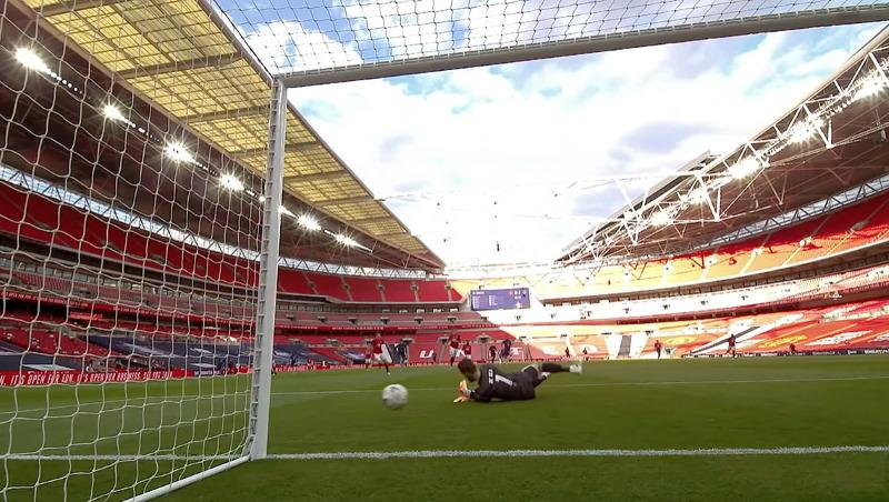 jalkapallon David de gea manchester united manu chelsea fa cup valioliiga