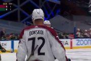 Video: Namestnikovilta nerokas laukaus takapatjaan - Donskoi painoi reboundin sisään