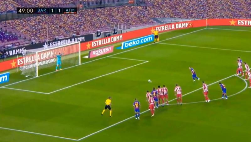 Video: Leo Messi rikkoi 700 maalin rajapyykin – juhlamaali syntyi fantastisella panenka-rankkarilla