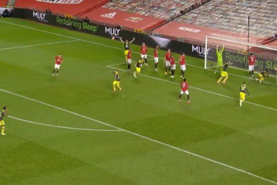Video: Man United koki viime hetken sulamisen - Southampton tasoitti ajassa 90+6