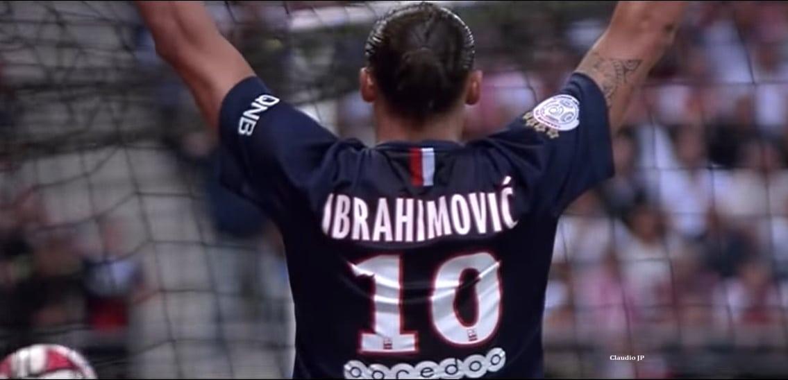 Zlatan Ibrahimovic pallomeri.net
