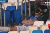 Video: Gareth Bale hassutteli ottamalla torkut kesken pelin - Real-fanit raivostuivat