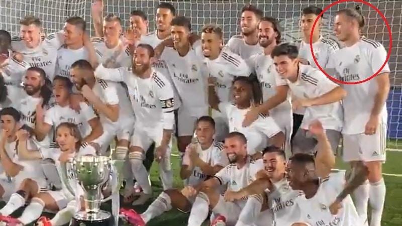 Gareth Bale Real Madrid / Pallomeri.net