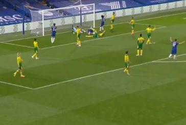 Teemu Pukki jäi taas avauksen ulkopuolelle - Chelsea liian vahva Norwichille