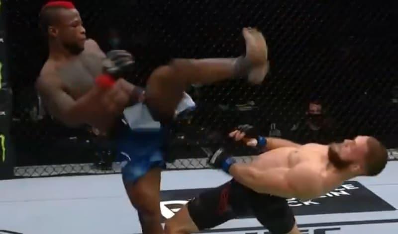 Rafael Fiziev UFC Fight Night 173 matrix / Pallomeri.net