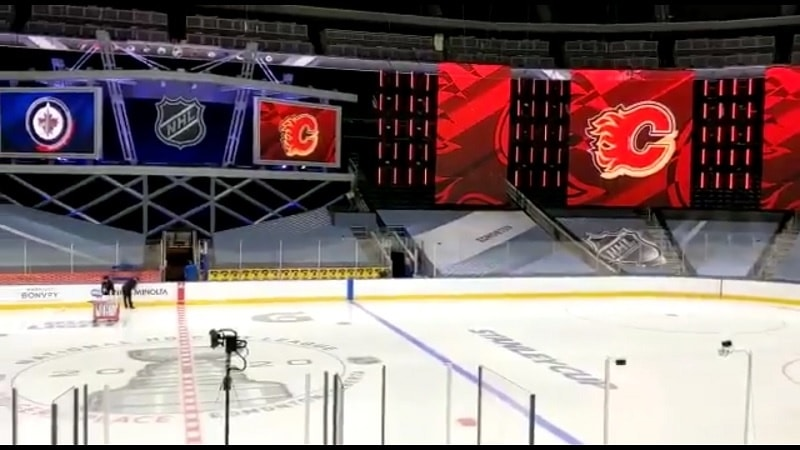 Calgary Flames NHL / Pallomeri.net