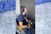 Video: Näin Nashvillen Filip Forsberg valmistautuu playoffeihin - räiskintää pelivehkeet päällä
