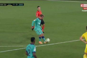 Video: Antoine Griezmann viimeisteli unelmamaalin - Lionel Messi tarjoili jäätävän sokkosyötön