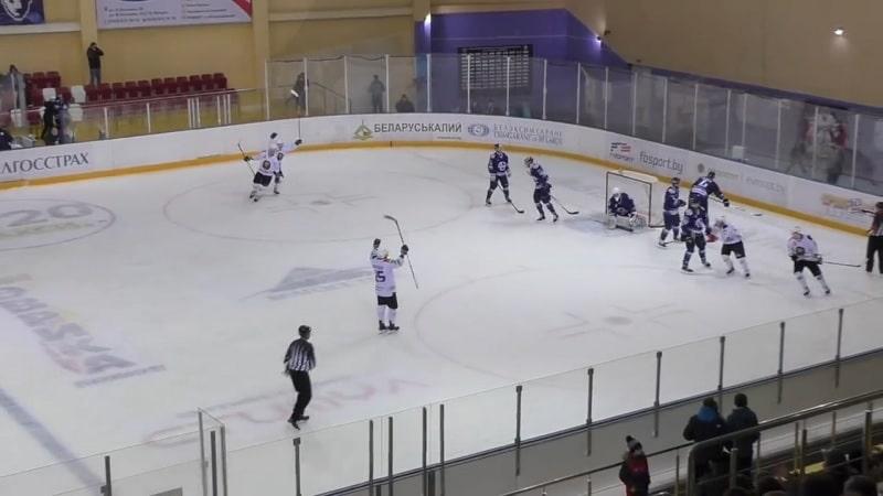 Valko-Venäjän Extraliiga sopupeli IIHF / Pallomeri.net