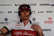 Video: Jäämies oli elementissään - Kimi Räikkönen heitti tylyn kuitin toimittajalle