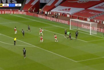 Video: Liverpoolin alakerta pupelsi oikein urakalla - piste-ennätys jäi haaveeksi