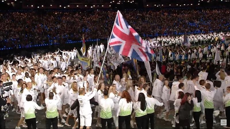 Iso-Britannian olympiaurheilijoita Lontoo 2012 / Pallomeri.net