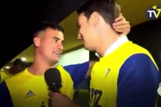 Video: Cadiz-pelaajan omituisesta haastattelusta nousi kohu - teetti huumetestin todistaakseen puhtautensa