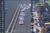 Video: Nascar-kisassa nähtiin pelottava onnettomuus - ketjukolari varikkoalueella, mekaanikko jäi alle
