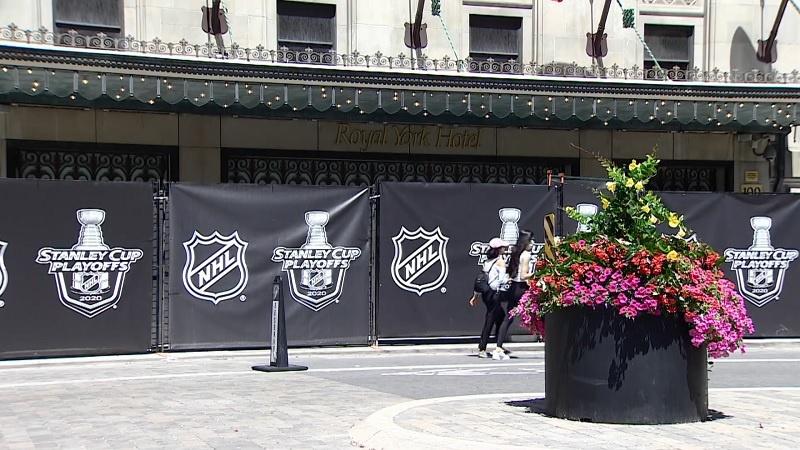 NHL ei yhtään tartuntaa / Pallomeri.net
