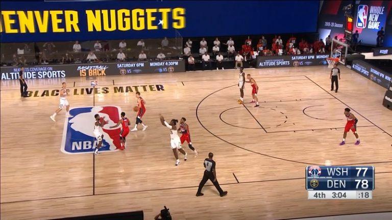 Video: Koominen tilanne NBA:n harjoituspelissä – DJ yritti huudattaa tyhjää katsomoa