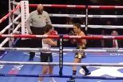 Video: Kaliforniassa nähtiin naisten nyrkkeilyhistorian pikaisin tyrmäys