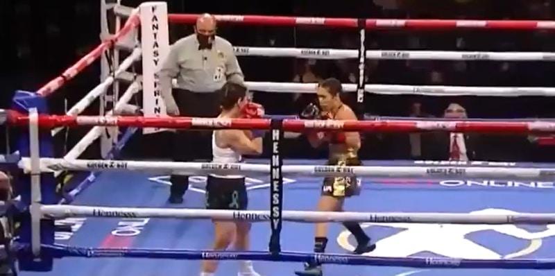 nyrkkeilyhistorian nopein tyrmäys