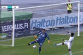 Video: FC Lahden maalivahtia ei huimaa - heitti kylmänviileän kikan paineen alla