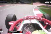 Video: Mick Schumacher joutui keskeyttämään käsittämättömästä syystä - vaahtosammutin laukesi kesken F2-kisan
