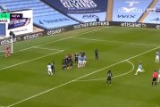 Video: David Silva antoi pallolle kyytiä - kierteinen vapari jätti veskarin vaille mahdollisuuksia