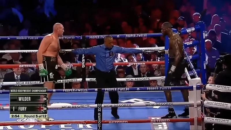 """Tyson Fury sai osakseen kovia syytöksiä – """"Mikään nyrkki ei aiheuta sellaista vahinkoa"""""""