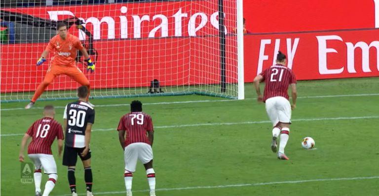 Video: Zlatan käynnisti kirin – AC Milanilta mahtava nousu Juventusta vastaan