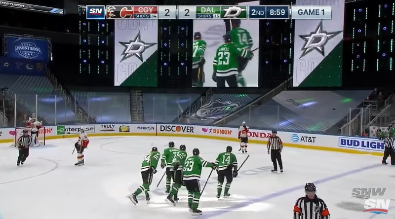 Dallas Stars Calgary Flames - pallomeri.net